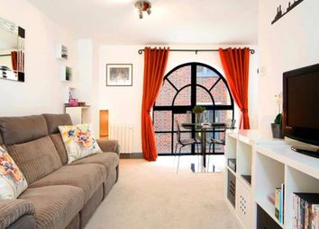 Thumbnail 1 bed flat to rent in Johnson's Court, London