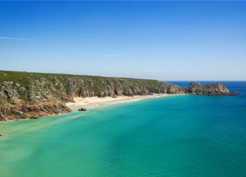 Thumbnail 3 bed flat for sale in Cyan, Porthcurno, West Cornwall