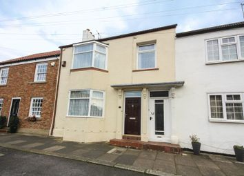 Thumbnail 4 bed terraced house for sale in High Street, Wolviston, Billingham