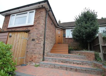 Thumbnail 2 bedroom semi-detached bungalow for sale in Vyse Close, Barnet