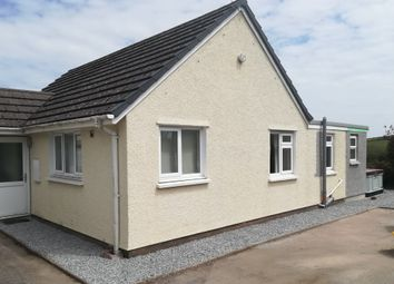 Thumbnail 1 bed bungalow to rent in Cross Inn, Laugharne