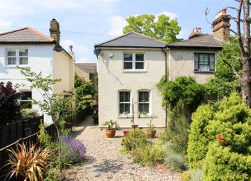 Thumbnail 2 bed semi-detached house for sale in Broomfield Cottages, Broomfield Road, London