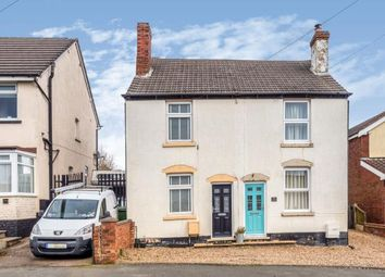 2 bed semi-detached house for sale in Heath Street, Hednesford, Cannock, Staffordshire WS12