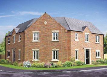 Thumbnail 3 bed semi-detached house for sale in Foxwood Chase, Huncoat, Accrington