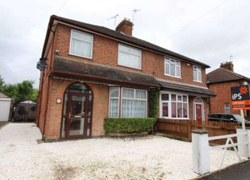 Thumbnail 3 bedroom semi-detached house for sale in Park Drive, Leicester Forest East, Leicester