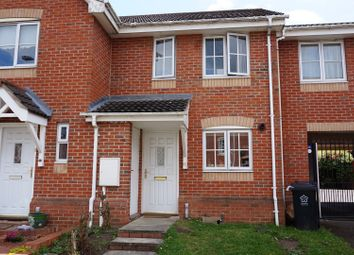 Thumbnail 2 bedroom terraced house for sale in Carrington Road, Leicester