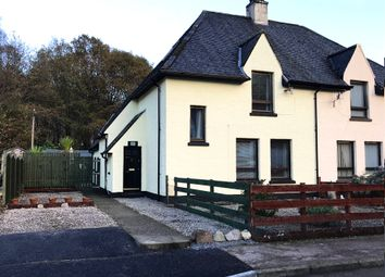 Thumbnail 4 bed semi-detached house for sale in Lovat Road, Kinlochleven