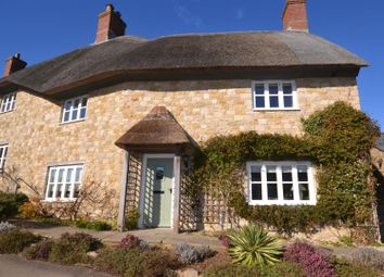 Thumbnail 3 bed semi-detached house for sale in West Street, Abbotsbury, Weymouth