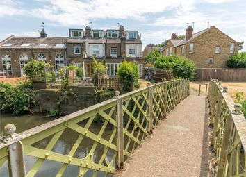 3 bed terraced house for sale in Camden Cottages, Church Walk, Weybridge, Surrey KT13