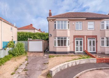 3 bed semi-detached house for sale in Idstone Road, Fishponds, Bristol BS16