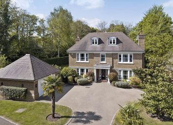 6 bed detached house for sale in Chargate Close, Burwood Park, Hersham, Walton-On-Thames KT12