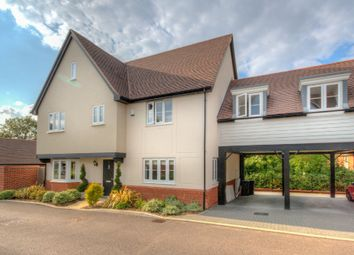 5 bed link-detached house for sale in Arbour Mews, Harlow CM20