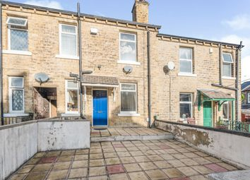 Thumbnail 2 bed terraced house for sale in Clement Street, Birkby, Huddersfield