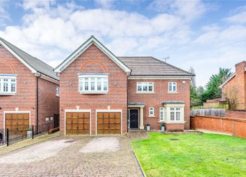 Thumbnail 5 bed detached house for sale in Prowse Avenue, Bushey Heath