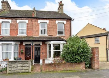 Thumbnail 3 bed end terrace house for sale in Westbrook Road, Croydon