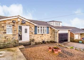 Thumbnail 3 bedroom detached bungalow for sale in Town End Crescent, Holmfirth