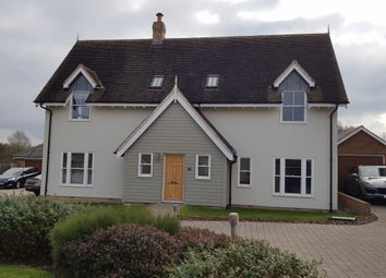 Thumbnail 4 bed detached house for sale in Rettendon Road, Chelmsford
