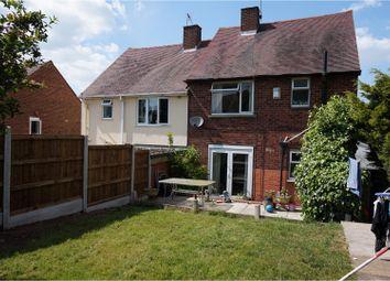 Thumbnail 3 bedroom semi-detached house for sale in Hazel Road, Kingswinford