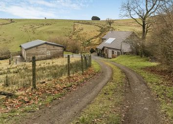 Thumbnail 3 bed barn conversion for sale in Llanwrtyd Wells