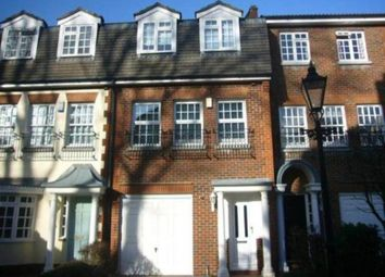 Thumbnail 4 bed town house to rent in Ventry Close, Branksome, Poole