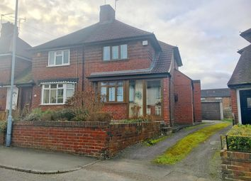Thumbnail 2 bedroom end terrace house for sale in Stanway Road, West Bromwich