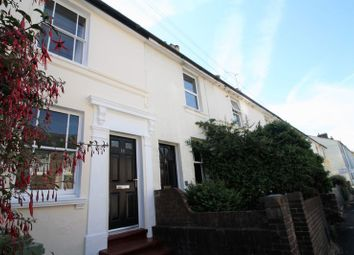 Thumbnail 2 bed terraced house to rent in Norman Road, Tunbridge Wells