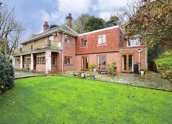 Thumbnail 6 bed detached house for sale in Sene Park, Hythe, Kent