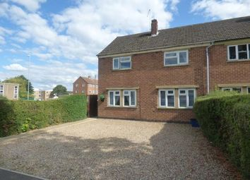 Thumbnail 3 bed semi-detached house for sale in Eastfield Road, Duston, Northampton, Northamptonshire