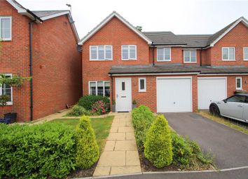 Thumbnail 3 bed semi-detached house for sale in Hazlewood Drive, Mytchett, Camberley, Surrey
