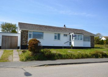 Thumbnail 3 bed detached bungalow for sale in Wheal Speed Road, Carbis Bay, St. Ives, Cornwall