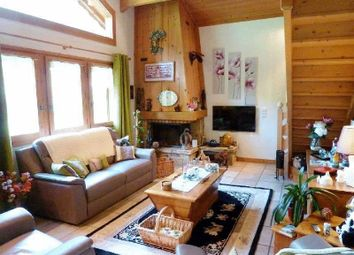 Thumbnail 3 bed chalet for sale in Essert-Romand, Haute-Savoie