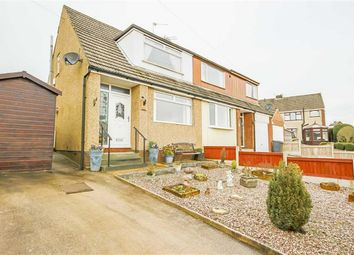 Thumbnail 2 bed semi-detached bungalow for sale in Radnor Close, Oswaldtwistle, Accrington