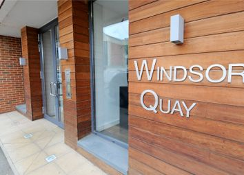 Thumbnail 2 bedroom flat for sale in Windsor Quay, Farm Yard, Windsor, Berkshire