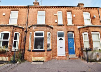 Thumbnail 4 bed terraced house for sale in Edmund Street, Salford