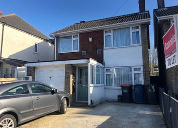 Thumbnail 1 bed flat to rent in Luton Road, Dunstable
