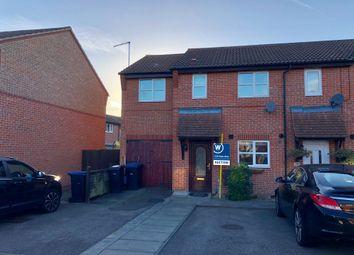 Thumbnail 3 bed end terrace house for sale in Coalport Close, Harlow, Essex