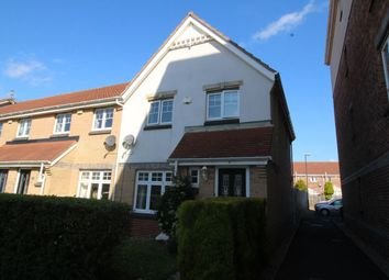 Thumbnail 3 bedroom terraced house for sale in Newington Drive, North Shields