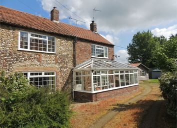 Thumbnail 3 bedroom semi-detached house for sale in Church Lane, Boughton, King's Lynn