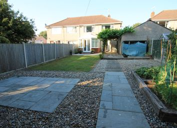 Thumbnail 3 bed semi-detached house for sale in Cleeve Drive, Cleeve, North Somerset