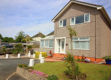 Thumbnail 3 bed detached house for sale in Hawthorns, Saltash