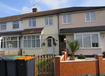 3 bed terraced house for sale in Worcester Road, Bedford MK42