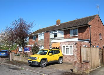 Thumbnail 4 bed semi-detached house for sale in Rivermead Close, Longford, Gloucester