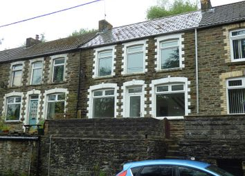Thumbnail 2 bedroom terraced house to rent in Bridgend Road, Pontycymer, Bridgend .