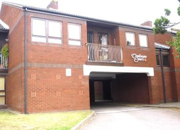Thumbnail 2 bed flat for sale in Tomlinson Court Harborough Road, Oadby, Leicester