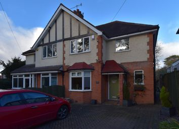 Thumbnail 3 bed semi-detached house for sale in Old Birmingham Road, Marlbrook, Bromsgrove