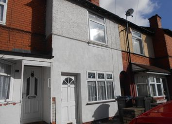 Thumbnail 2 bed terraced house to rent in Weston Lane, Birmingham