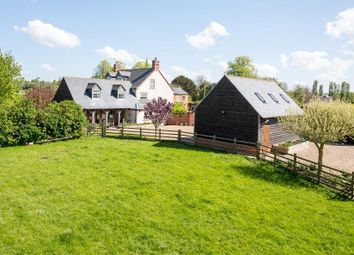 Thumbnail 5 bed detached house for sale in Clay Coton, Northampton