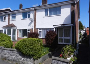 Thumbnail 2 bed end terrace house to rent in Pleasant Street, Morriston, Swansea