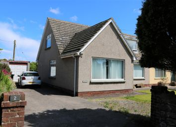 Thumbnail 4 bed semi-detached bungalow for sale in 2 Slop Lane, Stainton With Adgarley, Barrow-In-Furness
