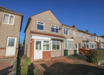 Thumbnail 3 bedroom end terrace house for sale in Standard Avenue, Coventry